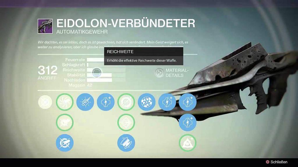 Destiny-Eidolon-Verbundeter