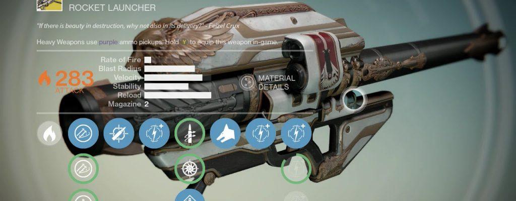 Destiny: Alte Gjallarhorn gegen neue Gjallarhorn – Lohnt sich das Aufwerten bei Xur?