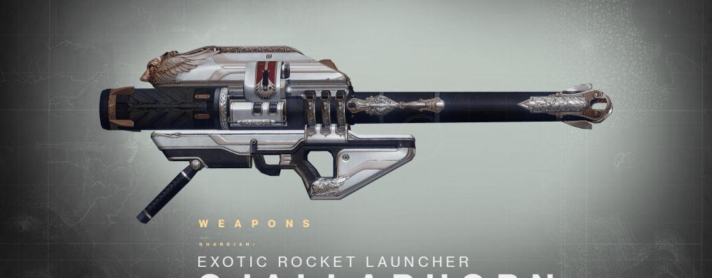 Destiny: Könnte bitte mal die Gjallarhorn droppen, bitte