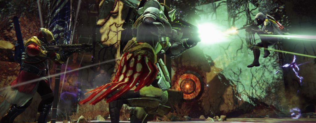 Destiny: Der Truhenflüsterer – Jagd auf Eisbrecher und Gjallarhorn nimmt absurde Züge an