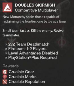 Destiny-Skirmish