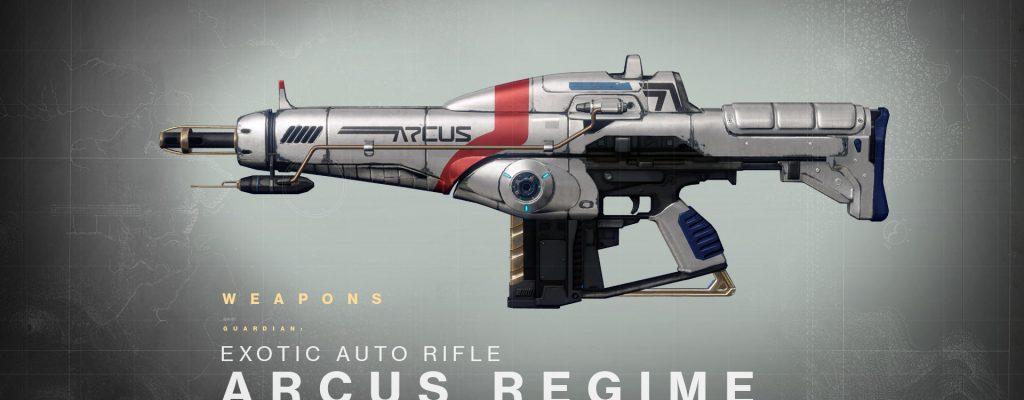 Destiny Schmelztiegel: Das sind die besten exotischen Waffen fürs PvP