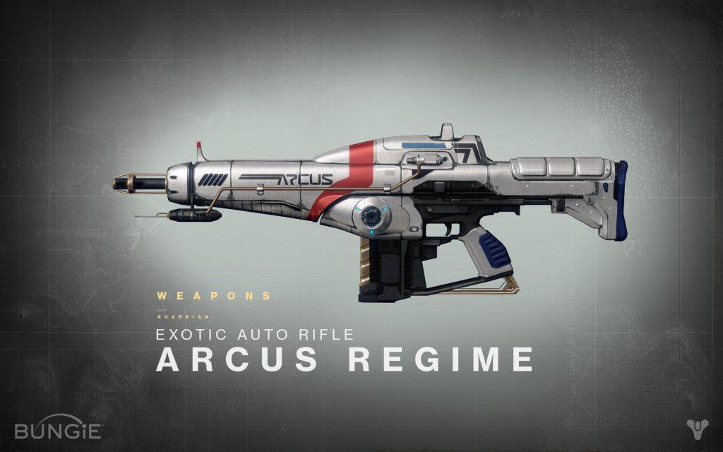 Destiny-Suros-Regime-Automatikgewehr