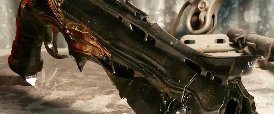 Destiny: Handfeuerwaffe Dorn wurde per 3D-Druck in unsere Welt geholt