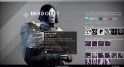 Destiny-Toter-Orbit