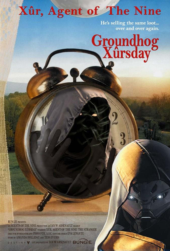 Destiny-Xur-Groundhog