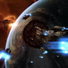 EVE Online - Amarr Fleet