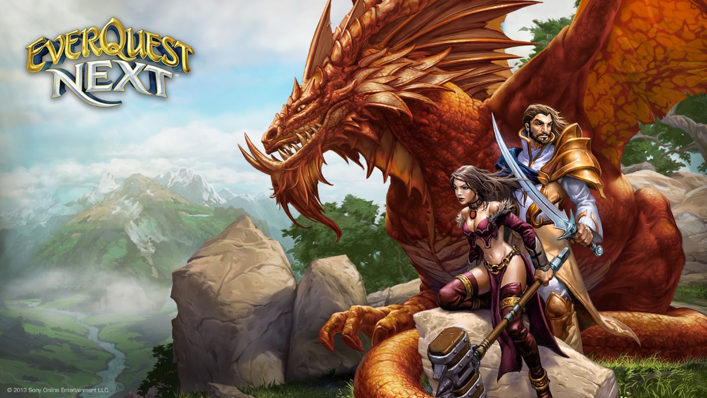 Everquest Next MMORPG