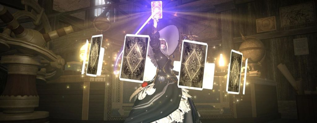 Final Fantasy XIV will den Astrologen nerfen – Transmog-Garderobe?