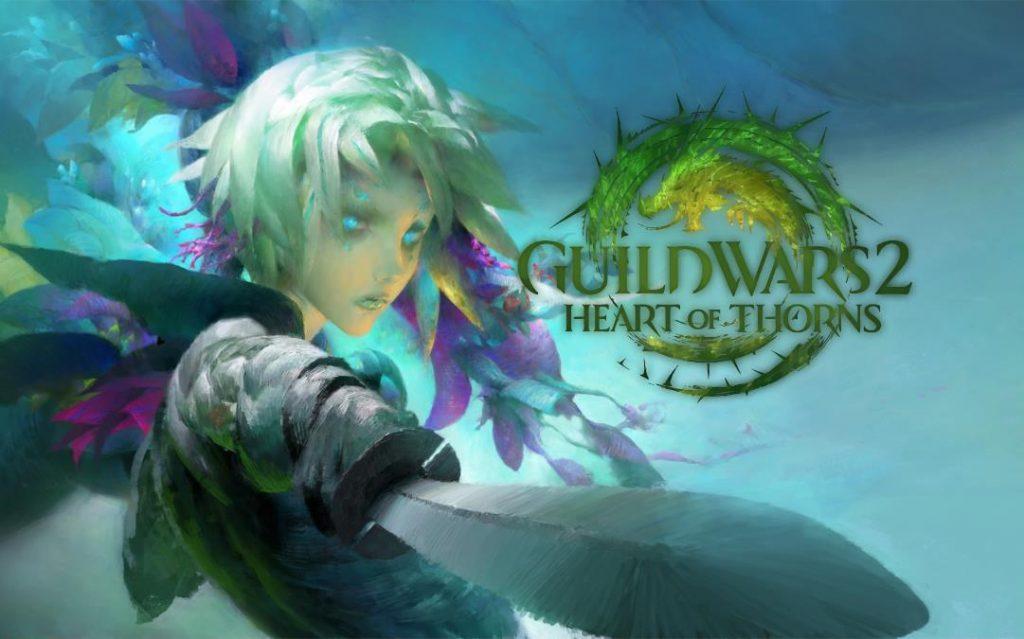 GW2 Addon - Heart of Thorns