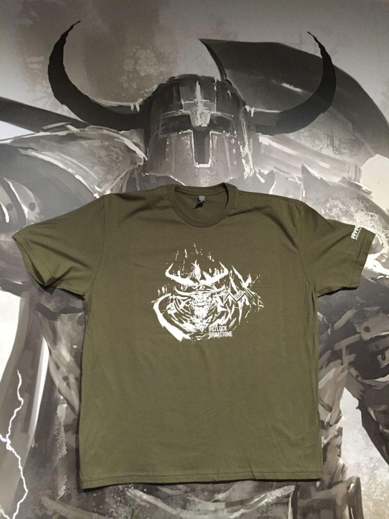 """GW2 T-Shirt """"Kein Zurück"""""""