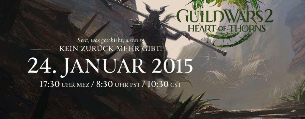 Guild Wars 2: Preissenkung! GW2-Addon in Sicht?