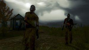 H1z1 Screenshot Zombies