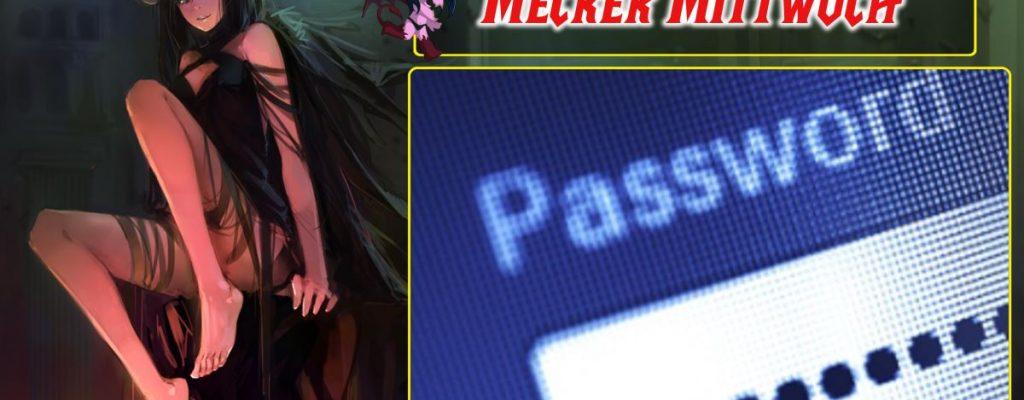 Mecker Mittwoch: Mehr Passwörter als Familienmitglieder im Stammbaum