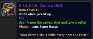 Selfie Camera WoW