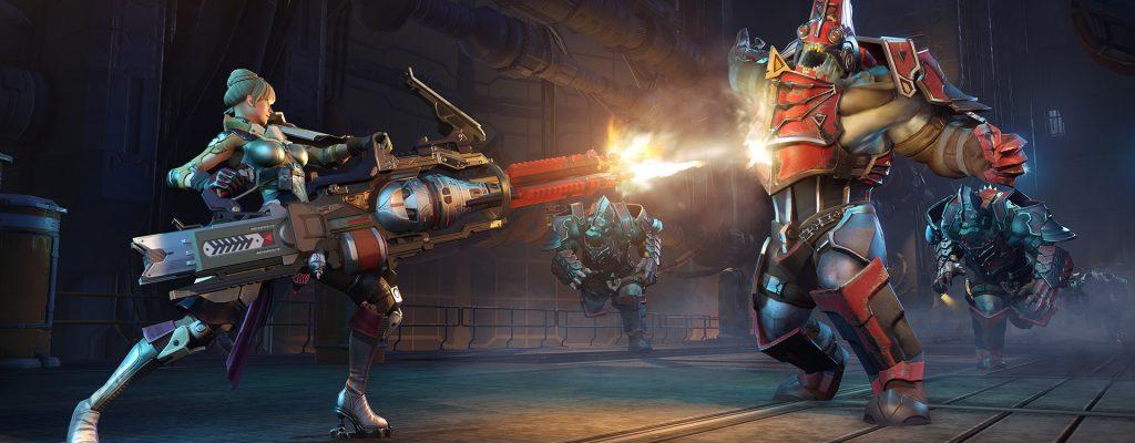 Skyforge: Waffennarren aufgepasst – Hier kommt der Gunner!