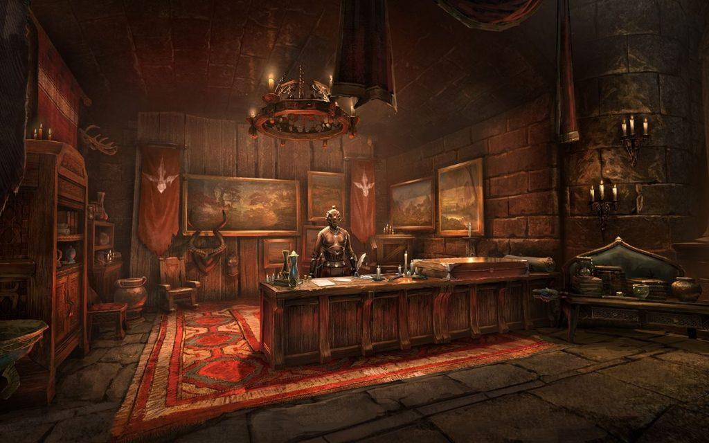The Elder Scrolls Online Rechtssystem 2