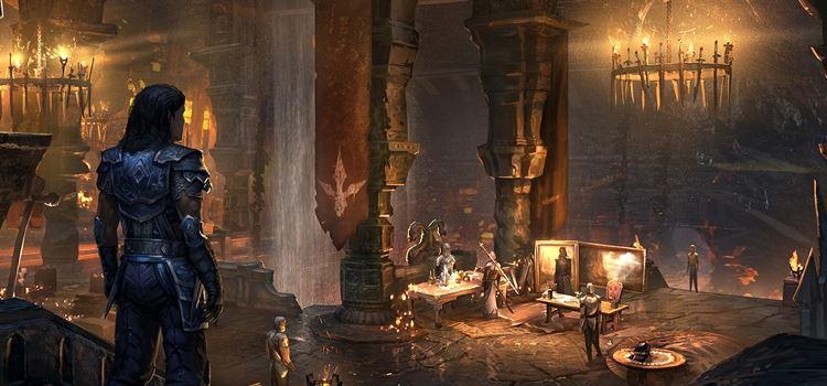 The Elder Scrolls Online Rechtssystem