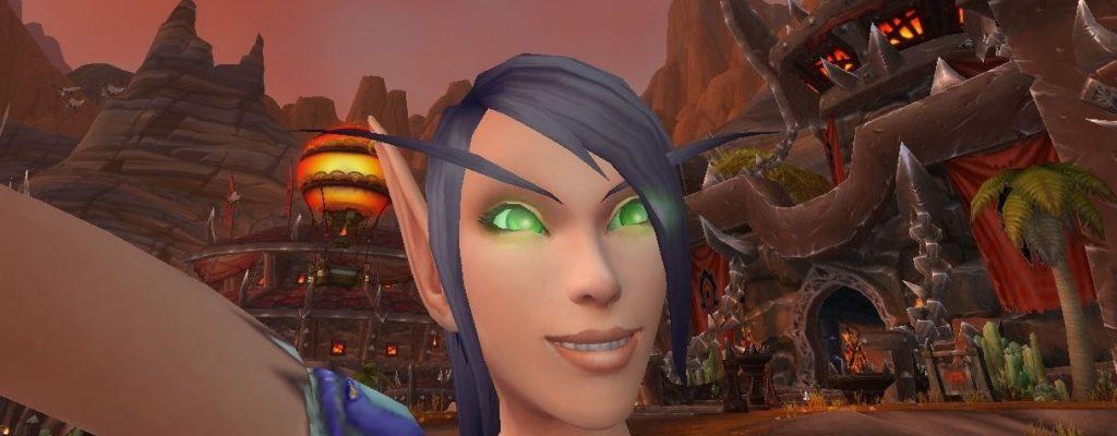 World of Warcraft: Selfie-Wahn in Azeroth