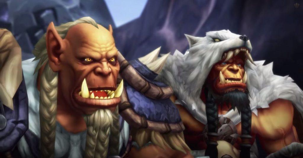 World of Warcraft Draenor