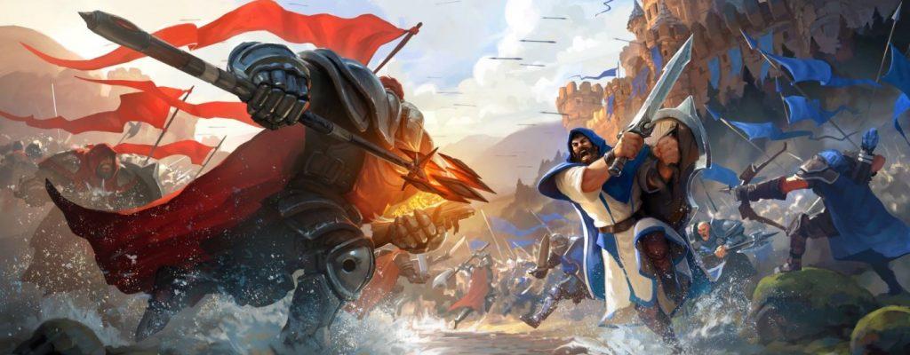 Albion Online bekommt bald das Aurelius-Update