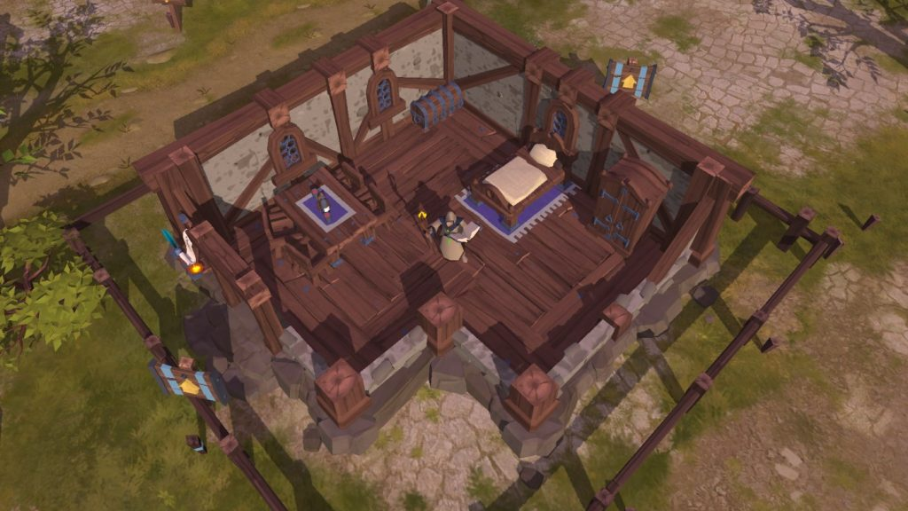 Albion Online Housing