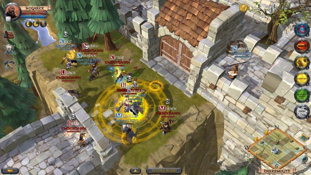Albion Online Schlacht