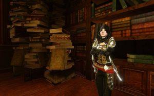ArcheAge-Bibliothek