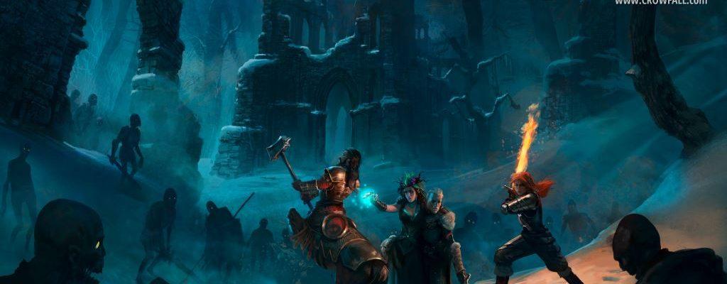 Ist Crowfall ein MMORPG für Dich? – EVE Online trifft Game of Thrones