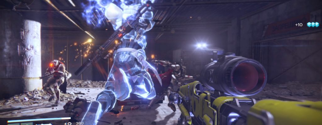 Destiny: Chaosfaust vs. Juggernaut – Was hält das Titanen-Schild aus?