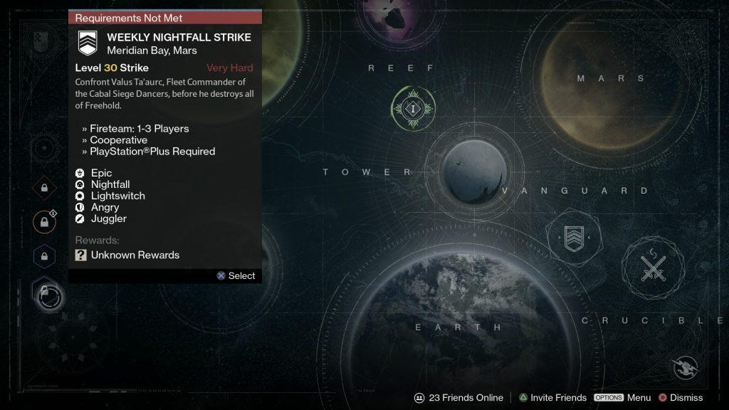 Destiny-Nightfall