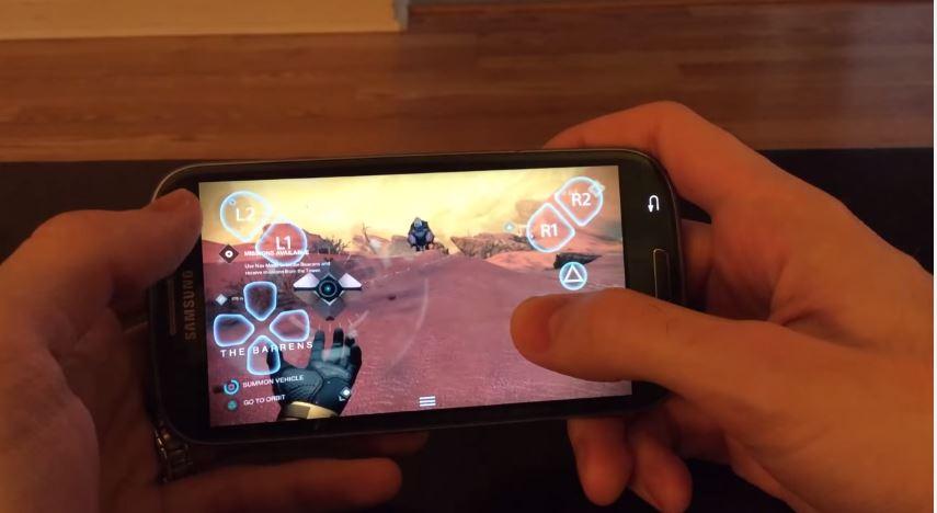Destiny Remote Play PS4