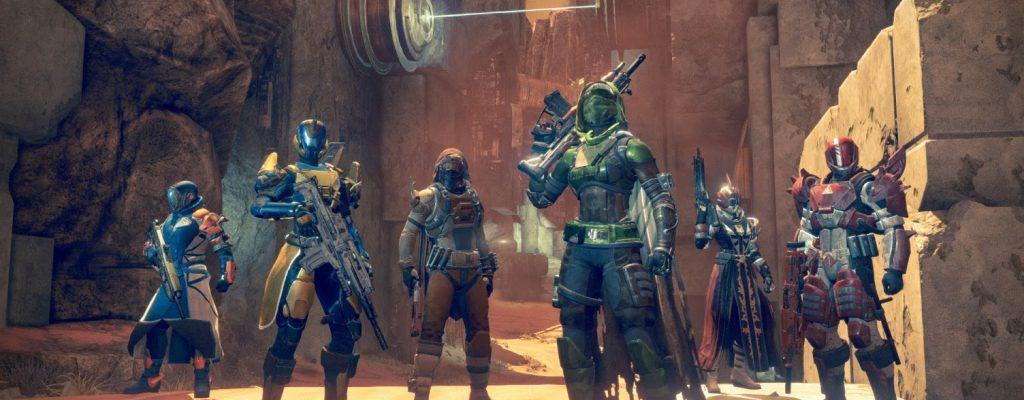 Destiny: Eisenbanner im Juni – mehr Ruf, mehr Waffen, weniger Glimmer