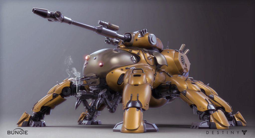 Destiny-Turret