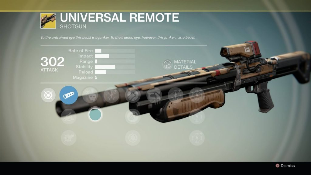 Destiny-Universalgerät