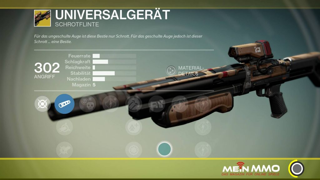 Destiny-Universalgerät272