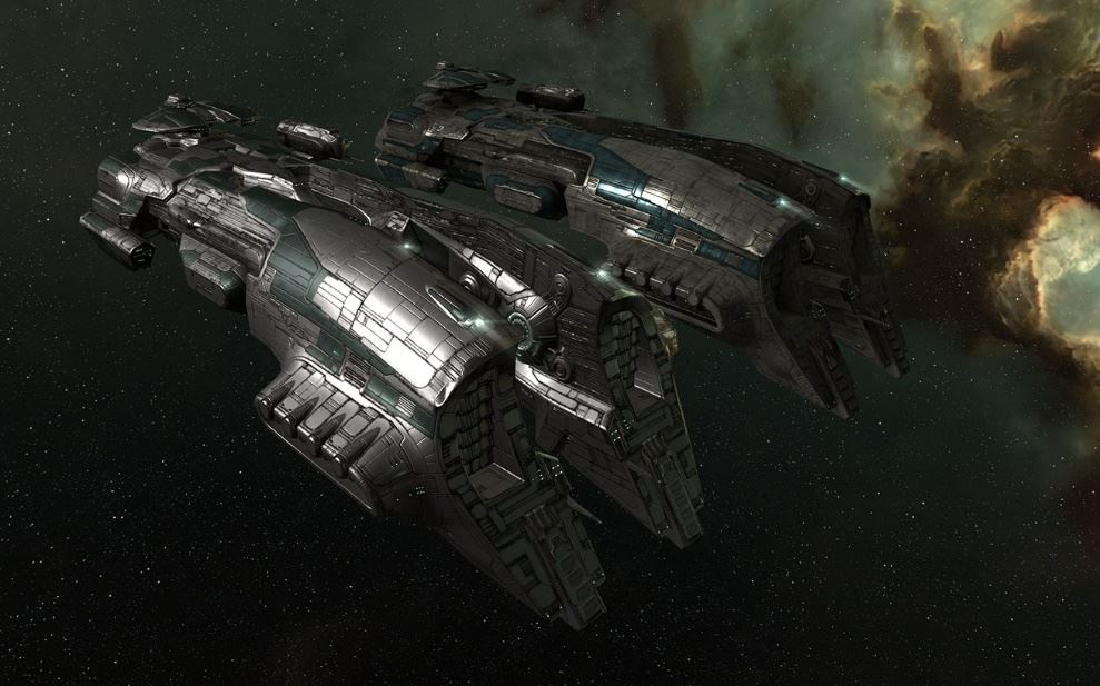 EVE Online megathron_new