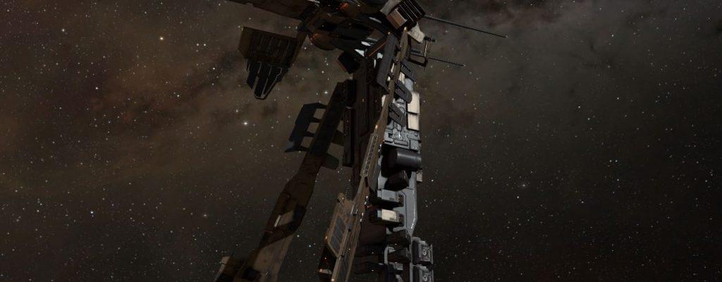 EVE Online: Tiamat bringt neues Schiff, bessere Grafik und NPCs