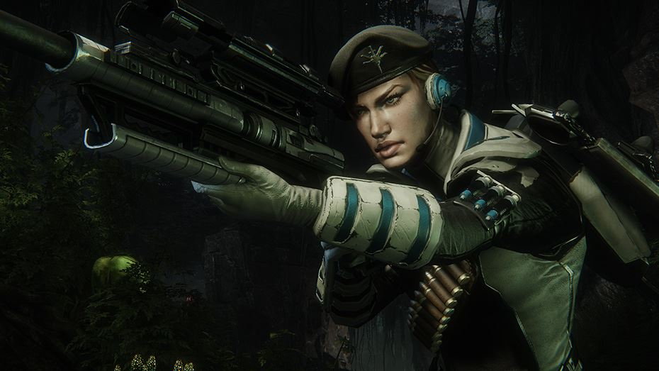 Evolve Jäger Val Medic