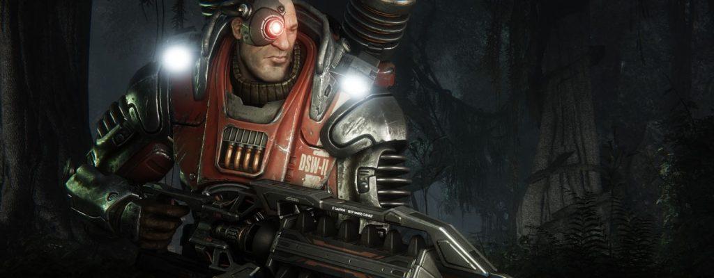 Evolve: Blitz-Markov als kostenloser Charakter für alle!