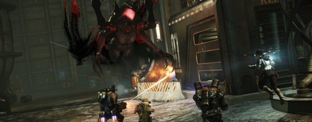 Evolve: Wraith ist zu stark, daher wird die Kuppel nun lautlos