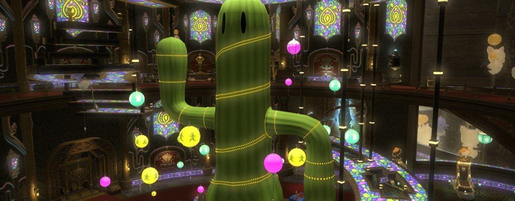 Final Fantasy XIV: Der volle Minispiel-Wahnsinn, Screenshot-Galerie zu 2.51