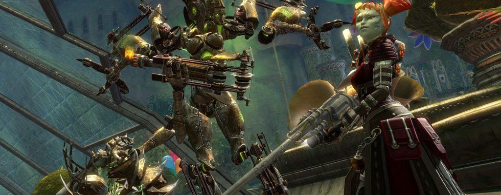 Guild Wars 2: Beeindruckendes Fan-Video setzt Erzschurkin ein Denkmal