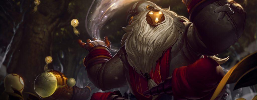League of Legends: Neuer Held Bard soll Bewegung ins Spiel bringen