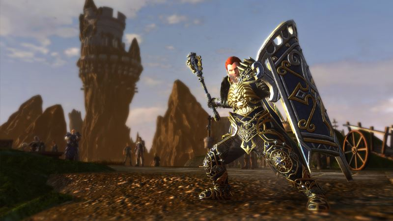 Neverwinter Paladin