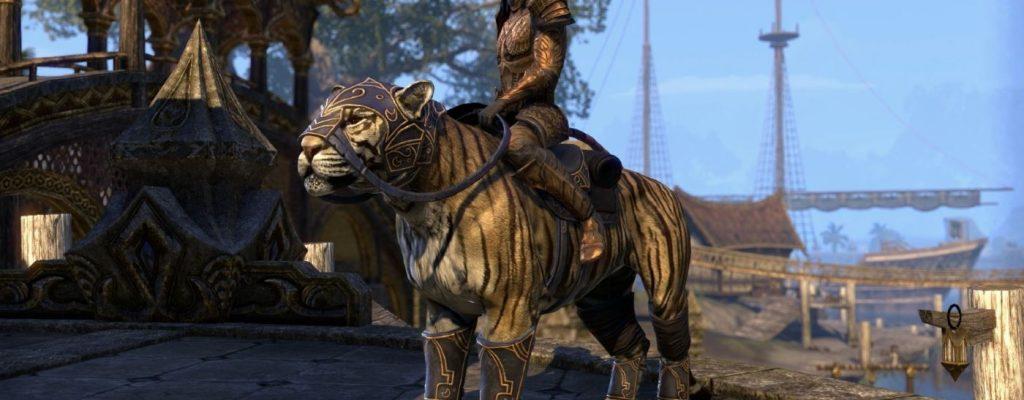 The Elder Scrolls Online will Boni von 4 Rassen anheben