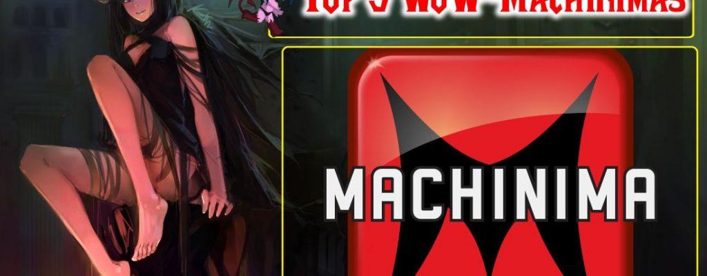 Cortyns Top 5 WoW-Machinimas