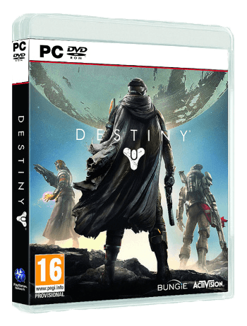 Destiny PC Cover
