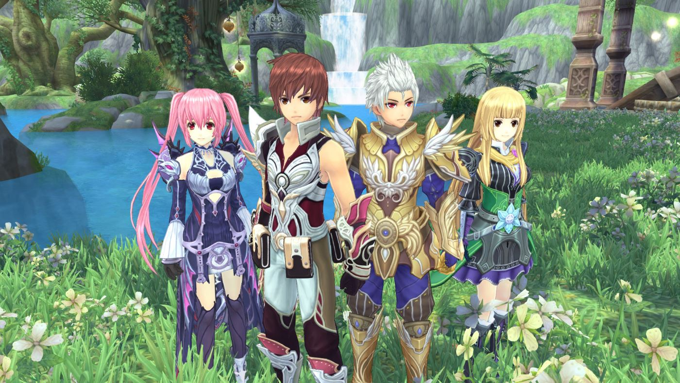 Aura Kingdom MMO