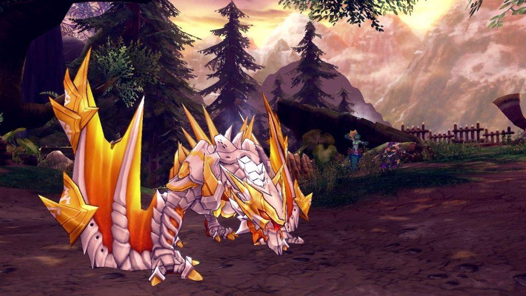 Aura Kingdom Mount
